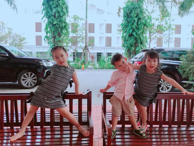 Lý Hải vắng nhà, Minh Hà than một mình chăm 4 con mệt đến mức muốn bất tỉnh nhân sự - Ảnh 3.
