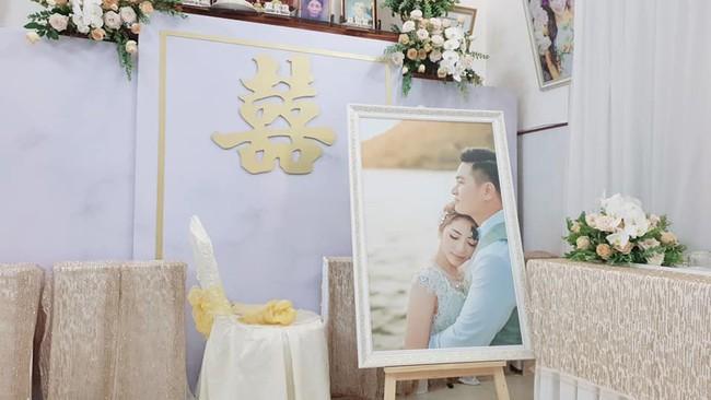 Cận cảnh không gian lễ vu quy xa hoa của Hoa hậu Đại dương Đặng Thu Thảo với chồng đại gia - Ảnh 3.