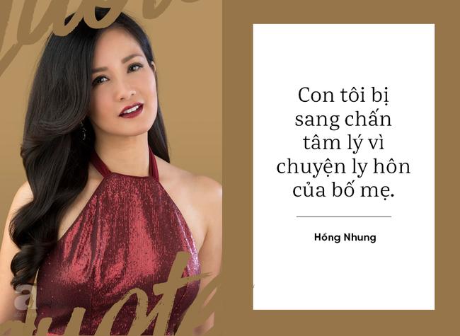 Á hậu Thanh Tú kể chuyện được chồng đại gia U40 cưa đổ; Hồng Nhung tiết lộ 2 con bị sang chấn tâm lý vì bố mẹ ly hôn - Ảnh 3.