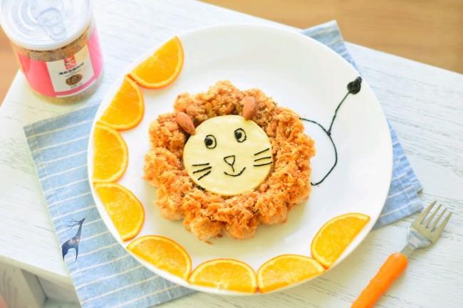Với cách làm cơm trộn siêu hấp dẫn này thì bé lười ăn đến mấy cũng mê mẩn ăn ngay - Ảnh 7.
