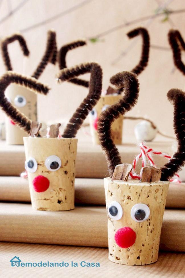 Mách chị em những món đồ handmade dễ thương, dễ làm để trang trí cây thông giúp ngôi nhà rực rỡ ngày Giáng sinh - Ảnh 11.