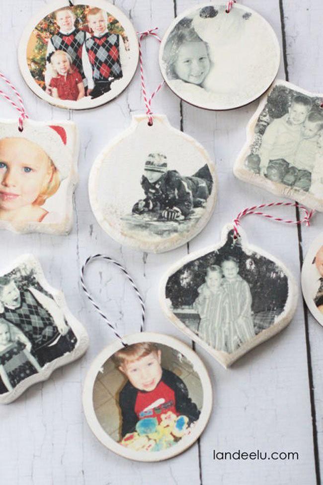 Mách chị em những món đồ handmade dễ thương, dễ làm để trang trí cây thông giúp ngôi nhà rực rỡ ngày Giáng sinh - Ảnh 12.