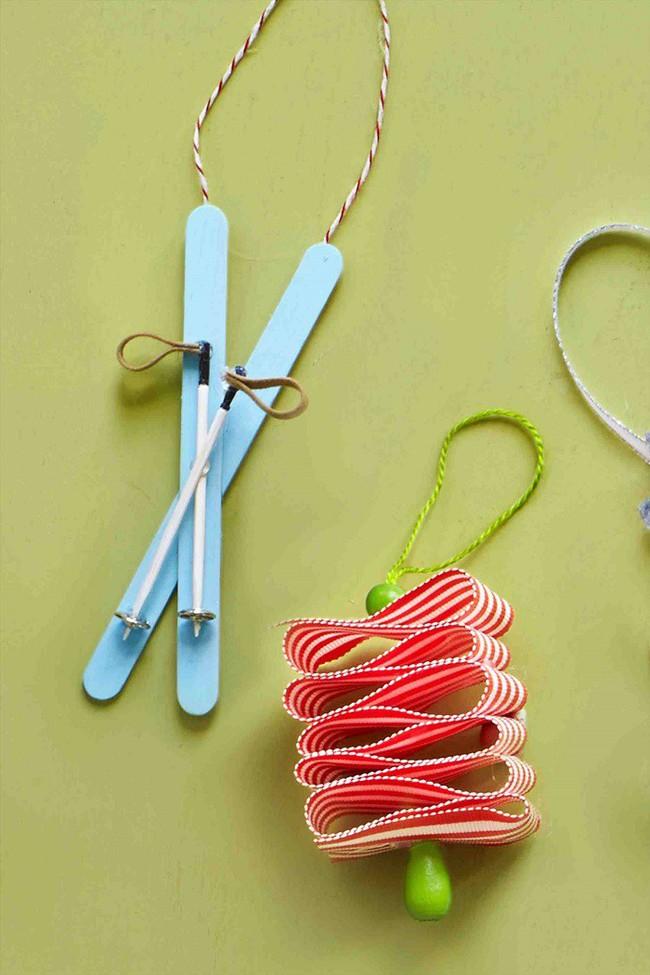 Mách chị em những món đồ handmade dễ thương, dễ làm để trang trí cây thông giúp ngôi nhà rực rỡ ngày Giáng sinh - Ảnh 13.