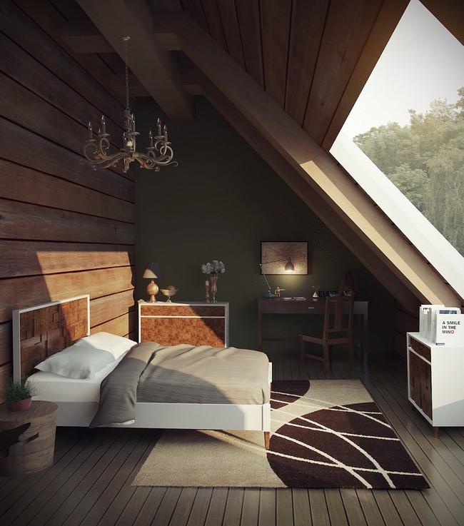 Như ở trong giấc mơ với 20 phòng ngủ trên tầng áp mái vô cùng xinh đẹp - Ảnh 11.