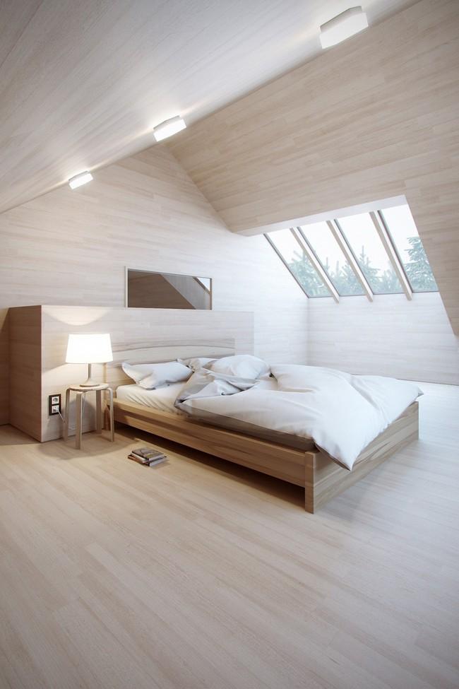 Như ở trong giấc mơ với 20 phòng ngủ trên tầng áp mái vô cùng xinh đẹp - Ảnh 12.