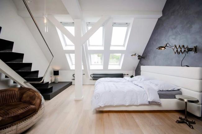 Như ở trong giấc mơ với 20 phòng ngủ trên tầng áp mái vô cùng xinh đẹp - Ảnh 14.