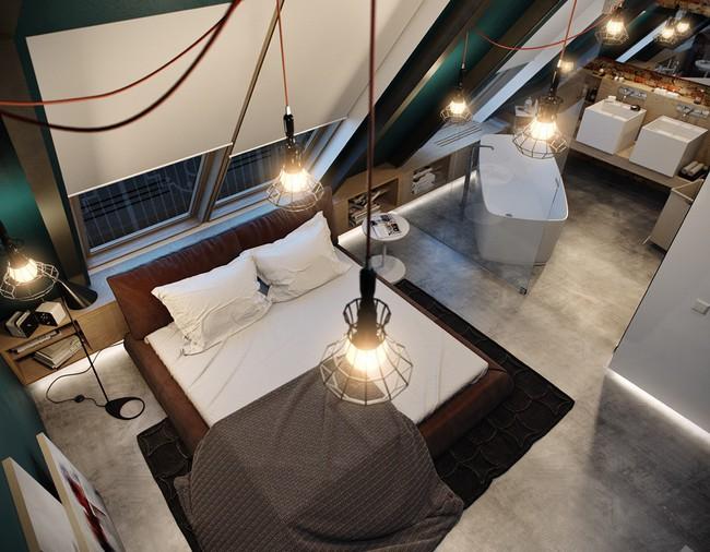 Như ở trong giấc mơ với 20 phòng ngủ trên tầng áp mái vô cùng xinh đẹp - Ảnh 5.
