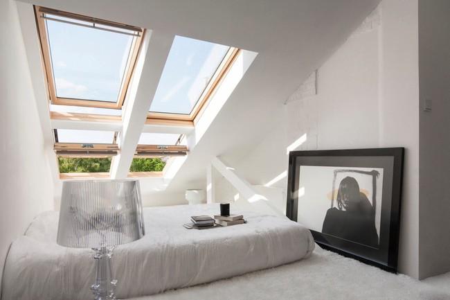 Như ở trong giấc mơ với 20 phòng ngủ trên tầng áp mái vô cùng xinh đẹp - Ảnh 6.
