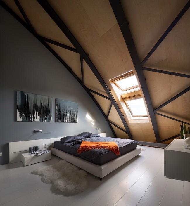 Như ở trong giấc mơ với 20 phòng ngủ trên tầng áp mái vô cùng xinh đẹp - Ảnh 7.
