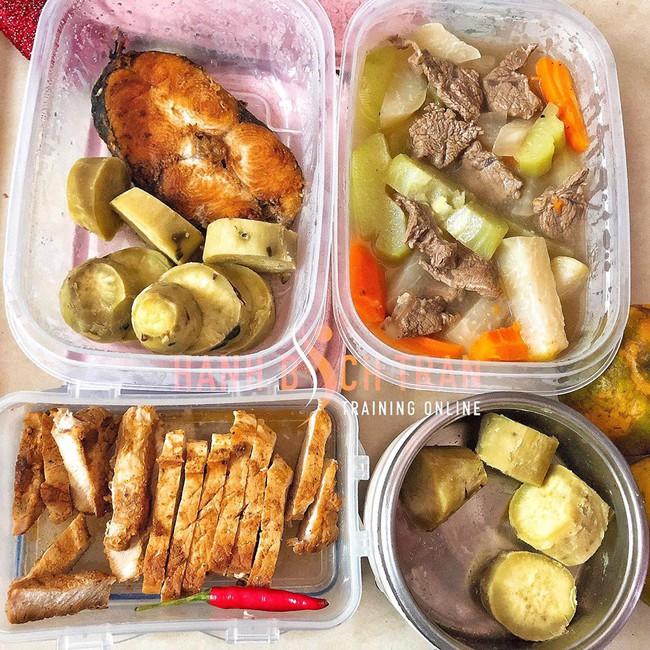 Vừa ăn ngon lại giữ dáng đẹp: 10 thực đơn giảm cân tuần này được huấn luyện viên bật mí - Ảnh 9.