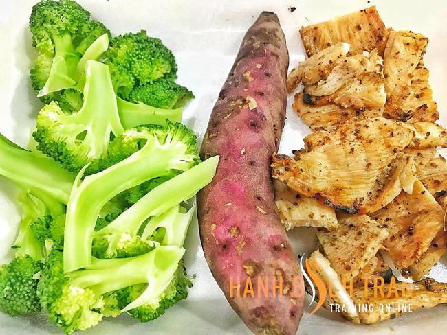 Vừa ăn ngon lại giữ dáng đẹp: 10 thực đơn giảm cân tuần này được huấn luyện viên bật mí - Ảnh 11.