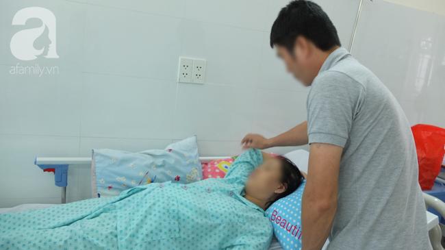 Cứu sống ngoạn mục người phụ nữ mang song thai bất ngờ ói dịch vàng, viêm tụy cấp đe dọa tính mạng 3 mẹ con - Ảnh 2.