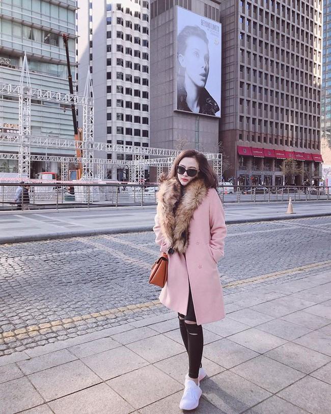 Nhà Huyền Baby khoe ảnh du lịch Hàn Quốc mà cứ tưởng dàn mẫu dự Fashion Week - Ảnh 7.
