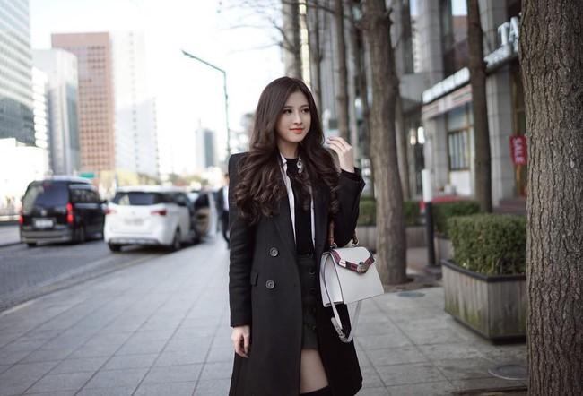Nhà Huyền Baby khoe ảnh du lịch Hàn Quốc mà cứ tưởng dàn mẫu dự Fashion Week - Ảnh 8.