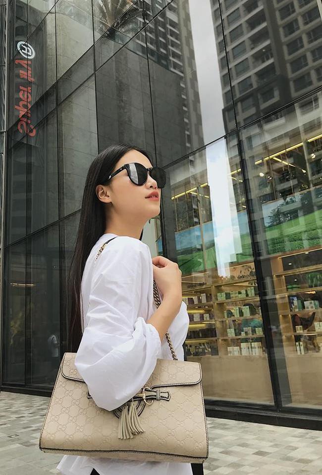 Hình ảnh đời thường của Tân Hoa hậu Trái Đất 2018 Nguyễn Phương Khánh: Học giỏi, tiếng Anh chuẩn lại sở hữu body cực chuẩn - Ảnh 2.