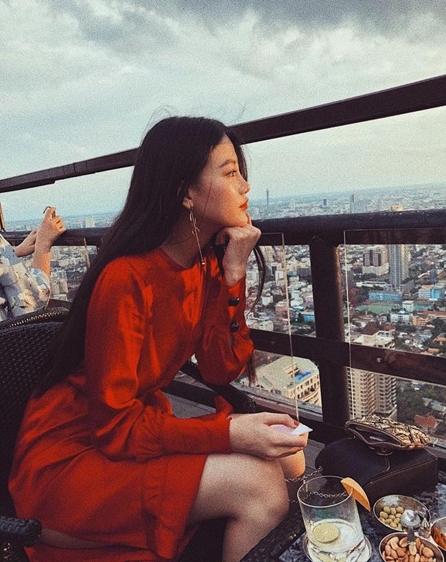 Hình ảnh đời thường của Tân Hoa hậu Trái Đất 2018 Nguyễn Phương Khánh: Học giỏi, tiếng Anh chuẩn lại sở hữu body cực chuẩn - Ảnh 6.