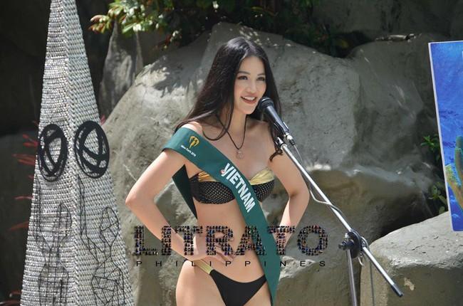 Hình ảnh đời thường của Tân Hoa hậu Trái Đất 2018 Nguyễn Phương Khánh: Học giỏi, tiếng Anh chuẩn lại sở hữu body cực chuẩn - Ảnh 16.