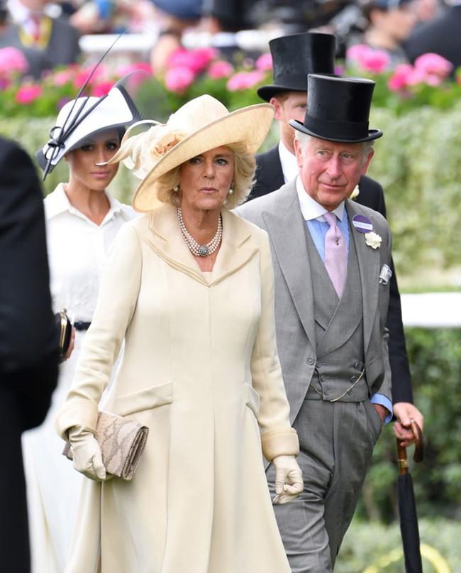 Báo Mỹ gây sốc khi tiết lộ bà Camilla tống tiền Thái tử Charles tại nhà riêng, đe dọa sẽ tiêu diệt Hoàng gia Anh - Ảnh 2.