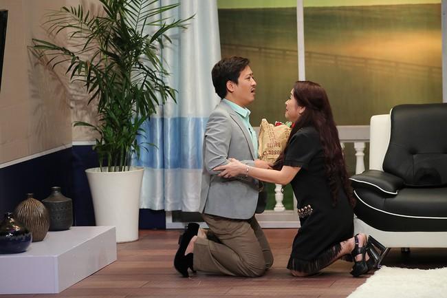Sau khi cưới Nhã Phương, Trường Giang từ chối đóng vai ôm ấp các người đẹp showbiz  - Ảnh 3.