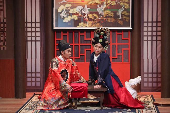 Sau khi cưới Nhã Phương, Trường Giang từ chối đóng vai ôm ấp các người đẹp showbiz  - Ảnh 5.