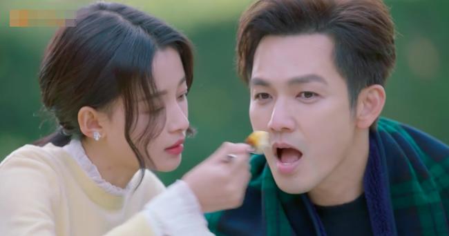 Phim chậm cũng được, Chung Hán Lương nói câu này ai cũng mê ngay: Chỉ cần tôi sáng mắt, nhất định cưới cô ấy! - Ảnh 2.
