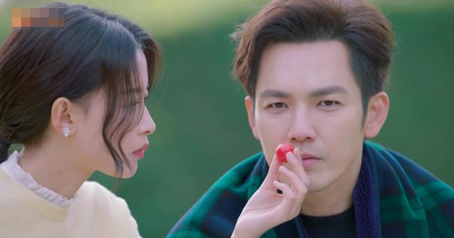 Phim chậm cũng được, Chung Hán Lương nói câu này ai cũng mê ngay: Chỉ cần tôi sáng mắt, nhất định cưới cô ấy! - Ảnh 1.