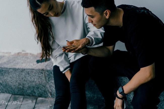 Bạn gái Huỳnh Anh kể về chuyện tình xuyên biên giới: Cứ tưởng bạn trai là oppa Hàn Quốc, nhắn tin làm quen rồi yêu lúc nào không hay - Ảnh 5.