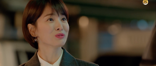 Chỉ vì hành động này của Song Hye Kyo mà Park Bo Gum tủm tỉm cười mãi dù cô đã đi xa - Ảnh 8.
