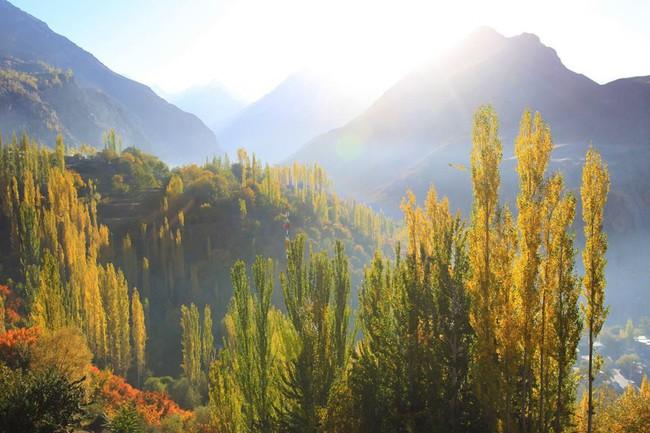 Bộ ảnh của du khách Việt chứng minh Pakistan thực sự là thiên đường bị ẩn giấu vô cùng đáng khám phá - Ảnh 1.