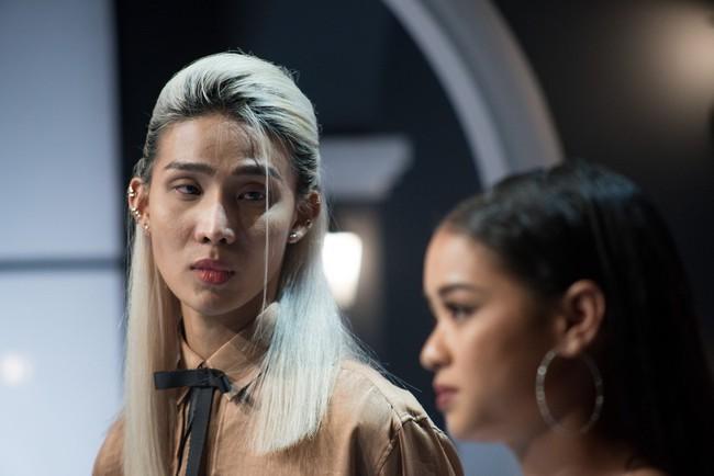 Bị Võ Hoàng Yến loại vì Thanh Hằng chơi chiêu bất thành, thí sinh lưỡng tính của The Face lên tiếng  - Ảnh 5.