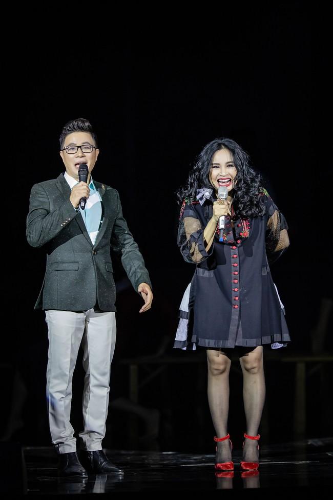 Phạm Phương Thảo cùng Thanh Lam, Trọng Tấn khiến khán giả cay mắt, hân hoan trong liveshow kỷ niệm 20 năm ca hát - Ảnh 8.