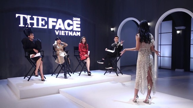Hết Thanh Hằng nổi cáu, lại đến lượt Nam Trung lớn tiếng mắng thẳng mặt thí sinh The Face  - Ảnh 8.