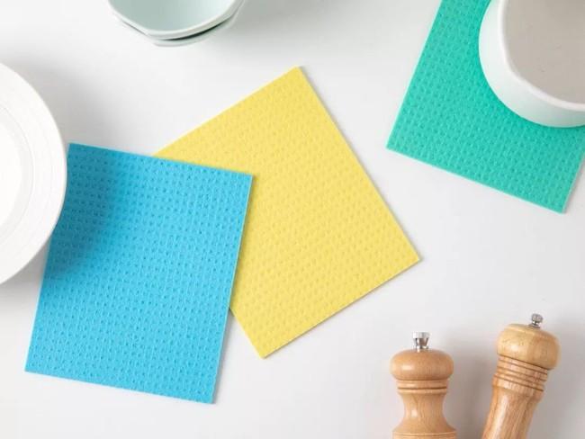 Đánh bay mọi vết bẩn trong nhà bếp chỉ với một bộ dụng cụ làm sạch siêu dễ dùng với giá chưa tới 300 nghìn - Ảnh 11.