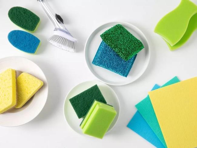 Đánh bay mọi vết bẩn trong nhà bếp chỉ với một bộ dụng cụ làm sạch siêu dễ dùng với giá chưa tới 300 nghìn - Ảnh 3.