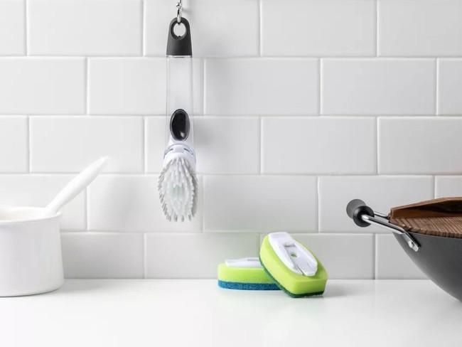 Đánh bay mọi vết bẩn trong nhà bếp chỉ với một bộ dụng cụ làm sạch siêu dễ dùng với giá chưa tới 300 nghìn - Ảnh 4.