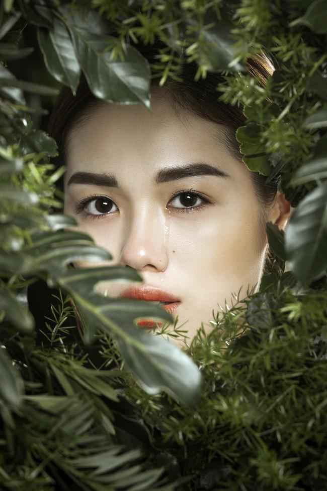 Trọn bộ loạt ảnh 50 sắc thái của The Face do Minh Hằng đứng lớp hướng dẫn  - Ảnh 13.