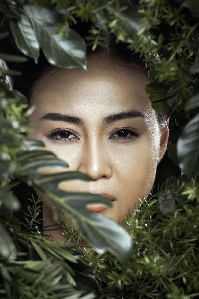 Trọn bộ loạt ảnh 50 sắc thái của The Face do Minh Hằng đứng lớp hướng dẫn  - Ảnh 14.
