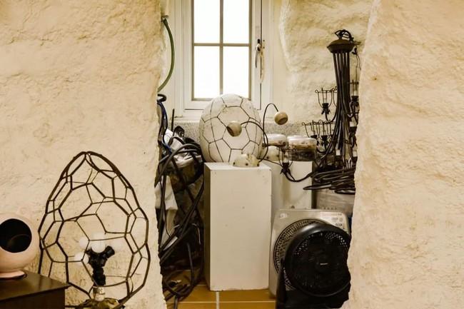 Ngôi nhà ấm áp vào mùa đông, mát lạnh vào mùa hè không cần đến điều hòa của thầy giáo dạy Toán - Ảnh 19.