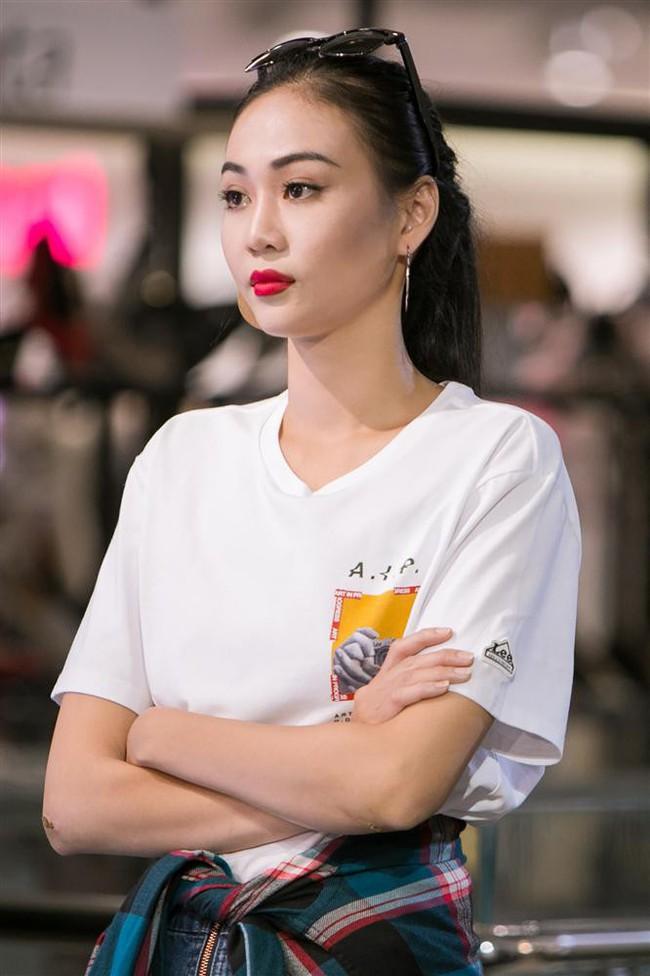 Vừa mới ăn mừng thắng 2 tập, đã rộ tin đồn Võ Hoàng Yến bị Thanh Hằng trả thù, loại tiếp thí sinh mạnh  - Ảnh 5.
