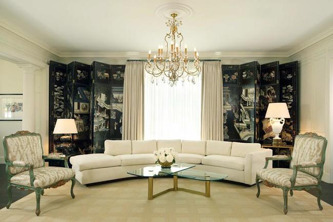 Ghế sofa cong - xu hướng nội thất đang làm mưa làm gió với sức hút không hề nhỏ - Ảnh 15.