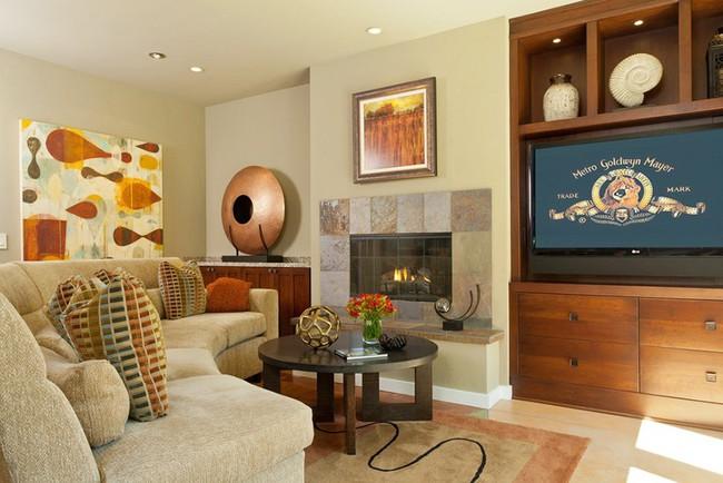 Ghế sofa cong - xu hướng nội thất đang làm mưa làm gió với sức hút không hề nhỏ - Ảnh 6.