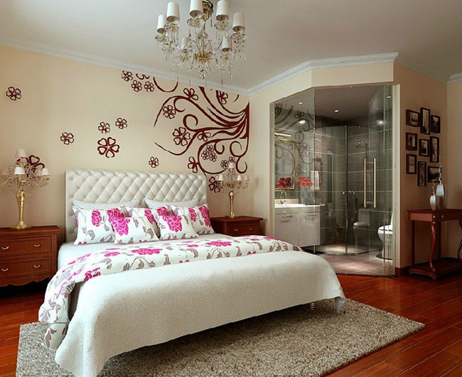 10 điều cần tránh theo phong thuỷ khi trang trí phòng cưới để có một cuộc sống hôn nhân viên mãn - Ảnh 10.
