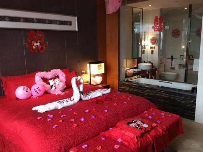 10 điều cần tránh theo phong thuỷ khi trang trí phòng cưới để có một cuộc sống hôn nhân viên mãn - Ảnh 2.