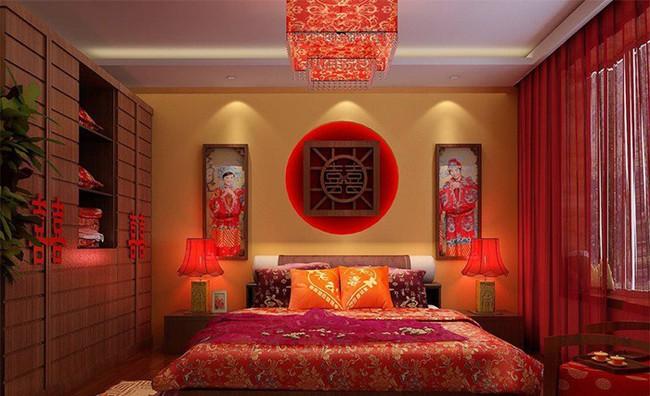 10 điều cần tránh theo phong thuỷ khi trang trí phòng cưới để có một cuộc sống hôn nhân viên mãn - Ảnh 8.