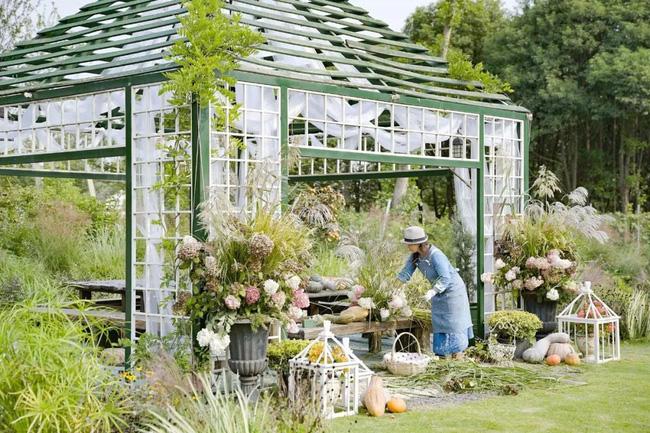 Khu vườn rộng 3000m² đẹp như cổ tích của vợ chồng 40 tuổi quyết định nghỉ hưu sớm về quê tận hưởng cuộc sống - Ảnh 5.