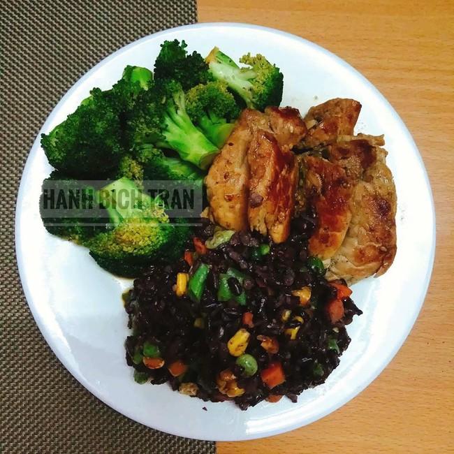 Cùng HLV tận dụng thực phẩm đang vào mùa rộ làm thực đơn giảm cân để không lo béo vào mùa lạnh - Ảnh 2.