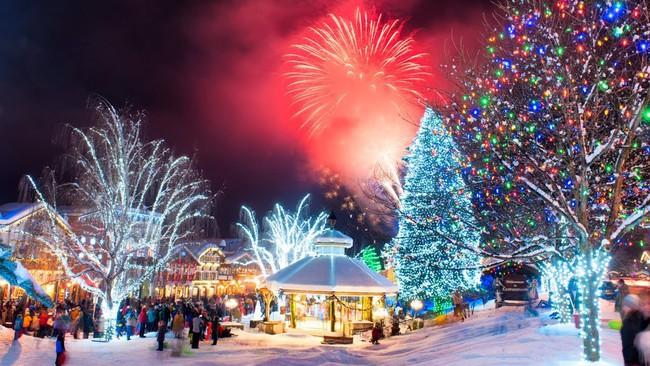 Ngắm những ngôi nhà đẹp như cổ tích lung linh trong mùa Giáng sinh - Ảnh 17.