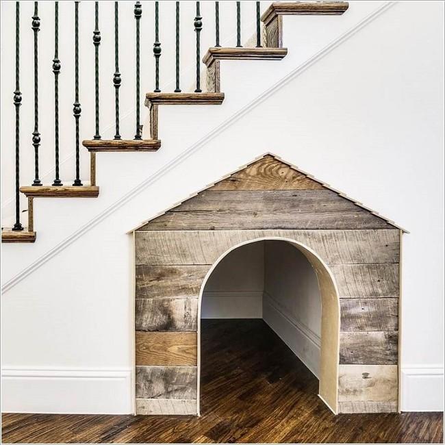 10 ý tưởng biến gầm cầu thang thành không gian độc đáo bậc nhất trong ngôi nhà - Ảnh 1.