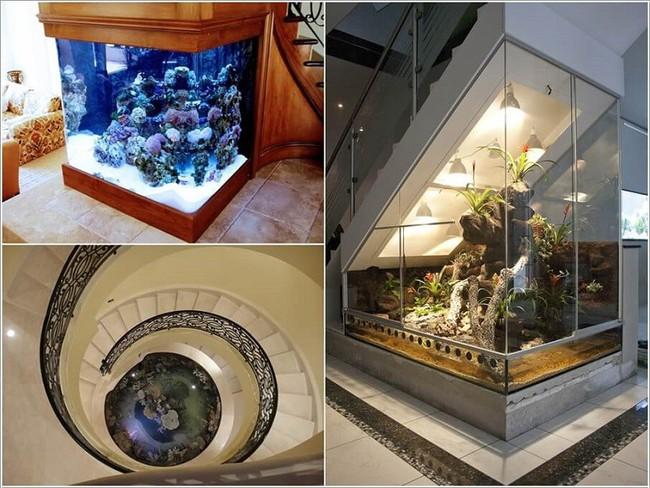 10 ý tưởng biến gầm cầu thang thành không gian độc đáo bậc nhất trong ngôi nhà - Ảnh 2.