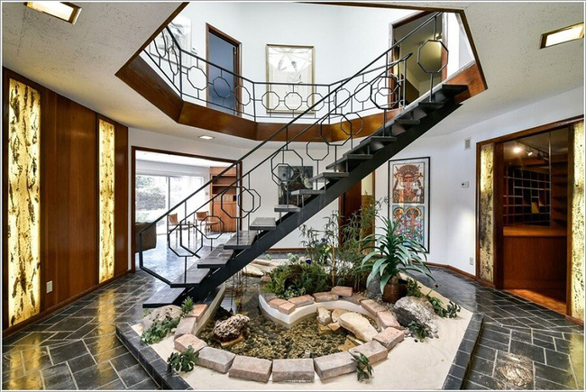 10 ý tưởng biến gầm cầu thang thành không gian độc đáo bậc nhất trong ngôi nhà - Ảnh 4.